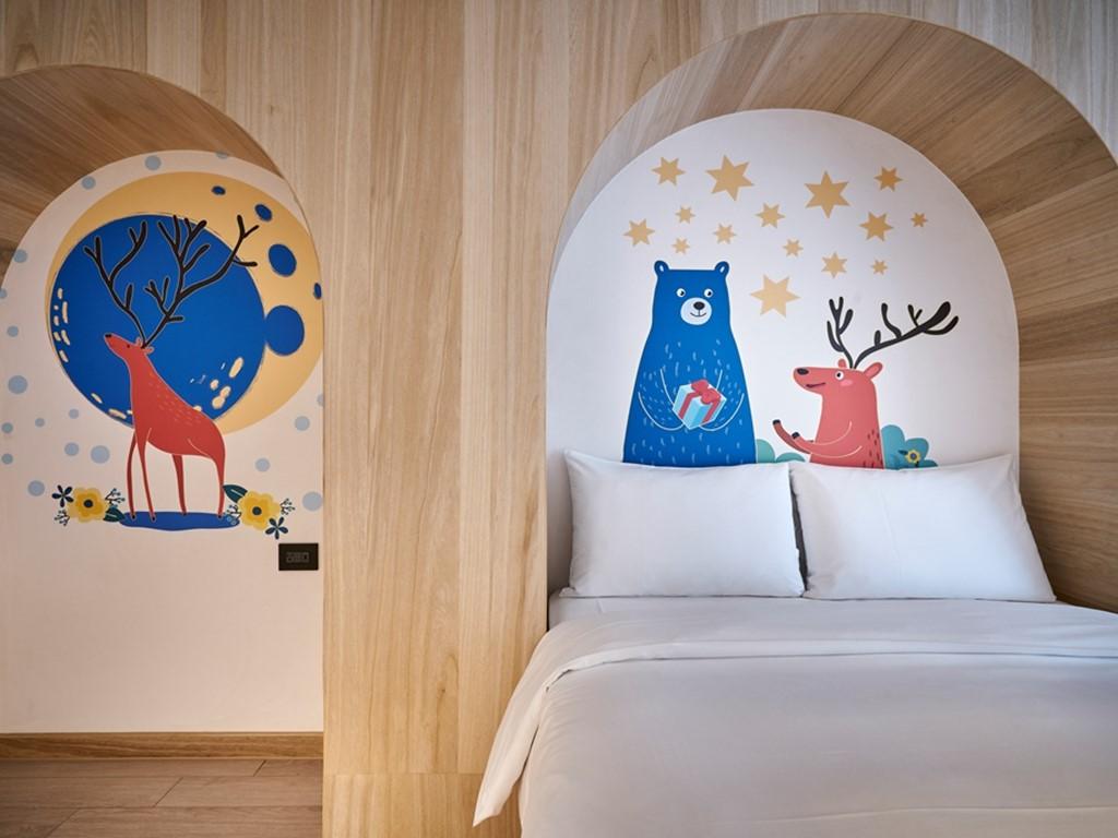 麋鹿樂園床鋪A