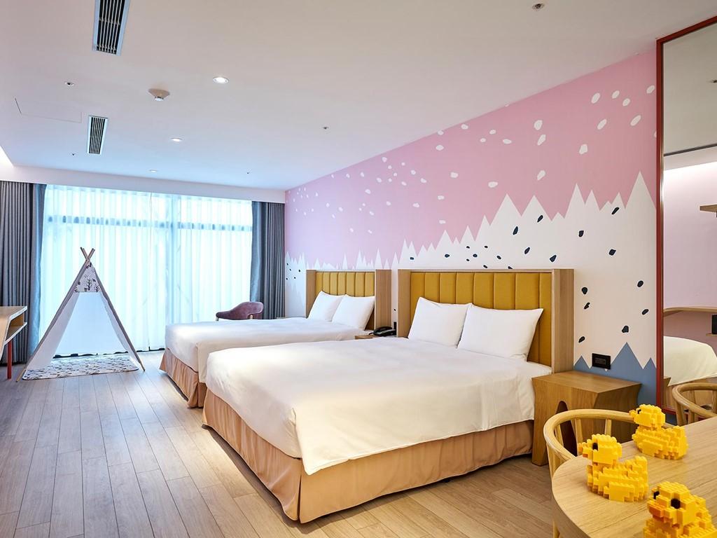 櫻花仙子床鋪