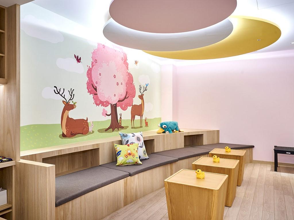 櫻花仙子客廳A