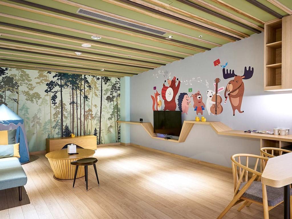 森林精靈客廳A
