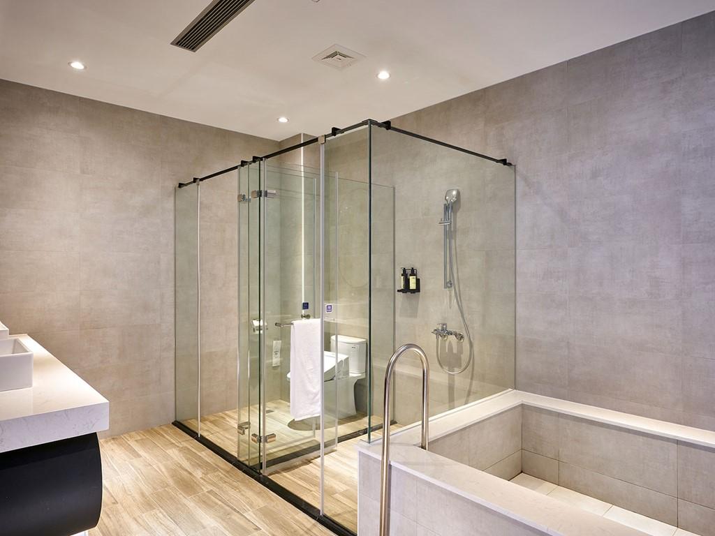 麋鹿樂園A衛浴設備