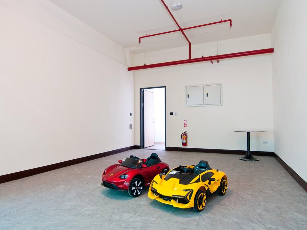 麋鹿樂園A小小停車庫