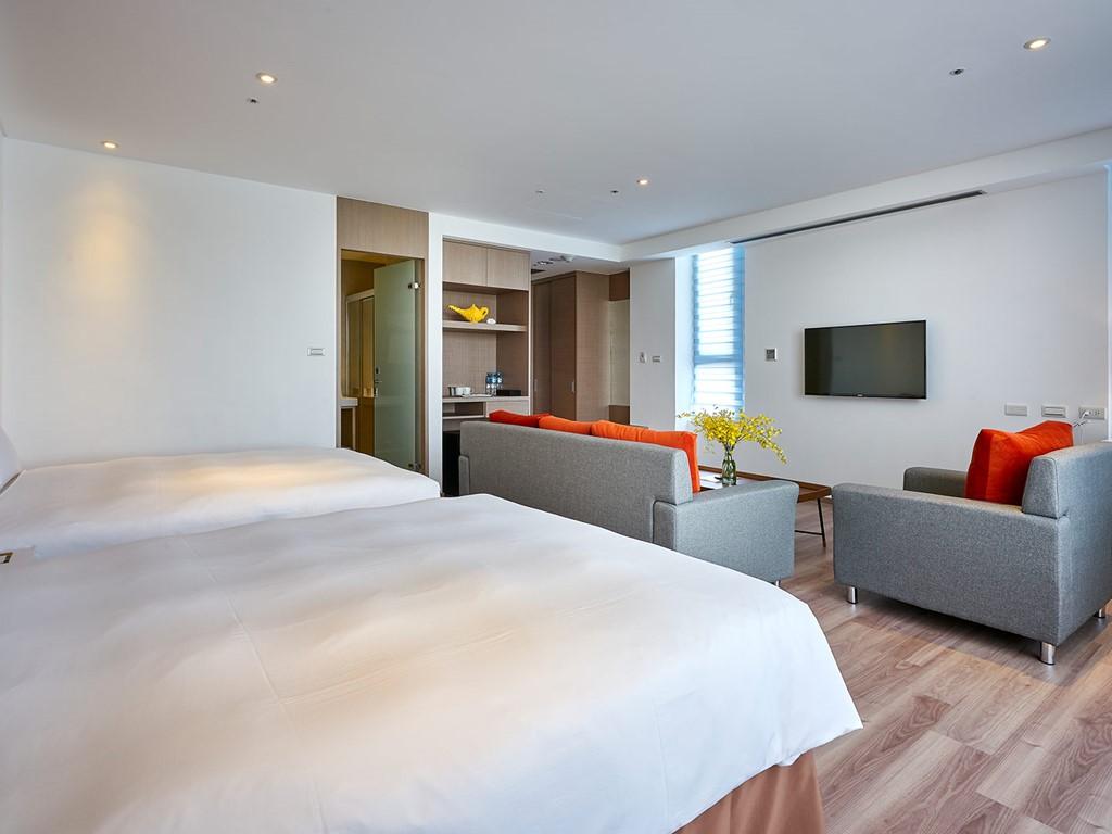 積木套房床鋪A