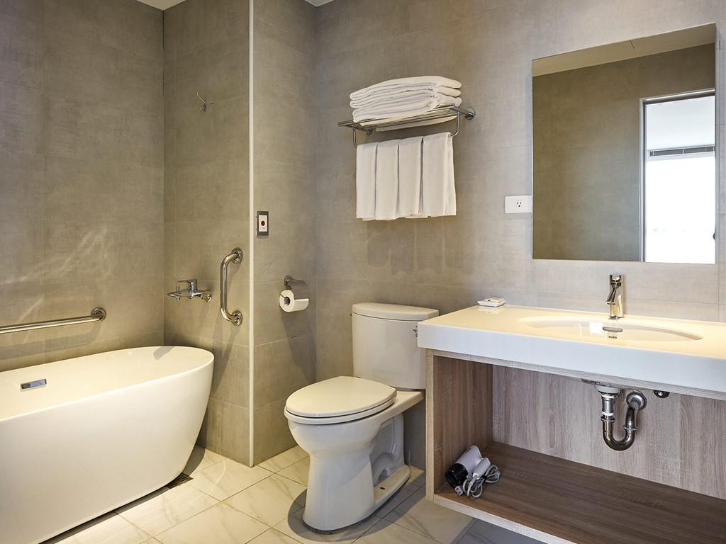 積木套房衛浴設備A
