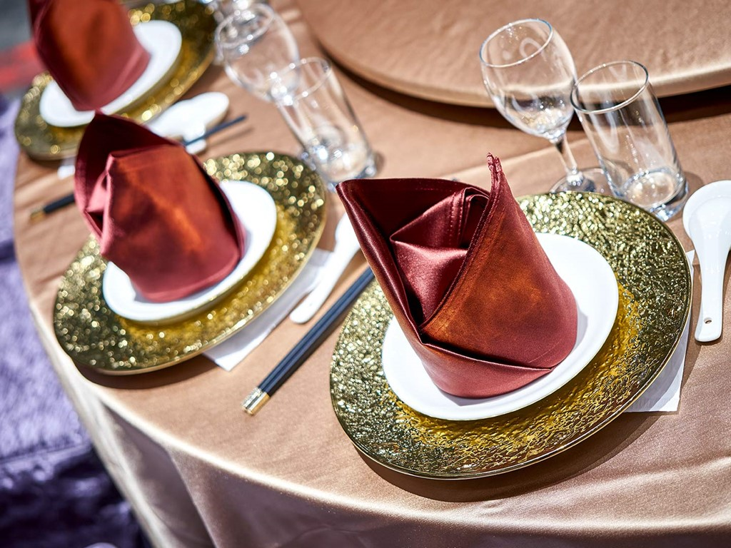 賀采宴會廳餐桌A