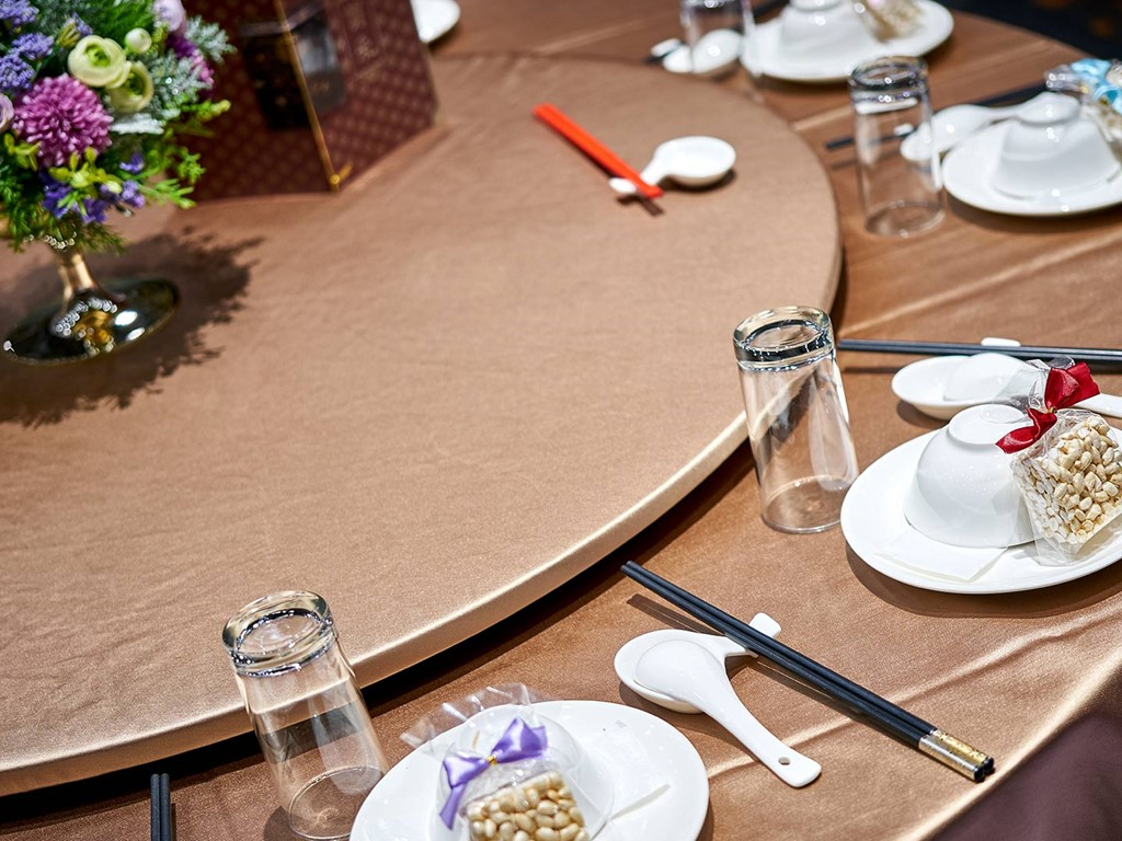 賀采宴會廳餐桌B