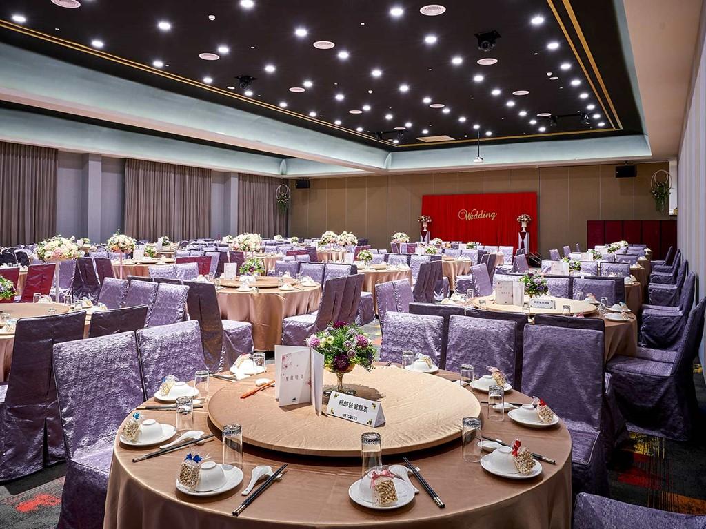 賀采宴會廳餐桌D