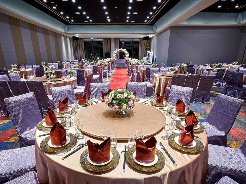 賀采宴會廳餐桌F